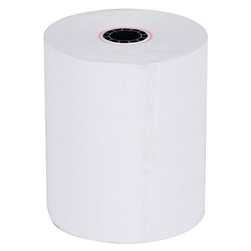2 1/4'' X 85' Thermal Paper Rolls (100 Rolls) - TH214100 by Unknown