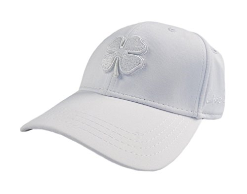 NEW Black Clover Live Lucky BC Style #19 White Fitted L/XL Hat/Cap