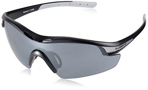 lunettes de soleil des étoiles des lunettes élégant nouveau cycle de lunettes de soleil les femmes les visages coréenneblack (tissu) URH8n