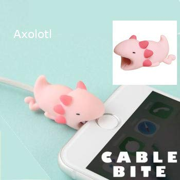 Dreams Cable Bite Protector Cable de iPhone (Ajolote)