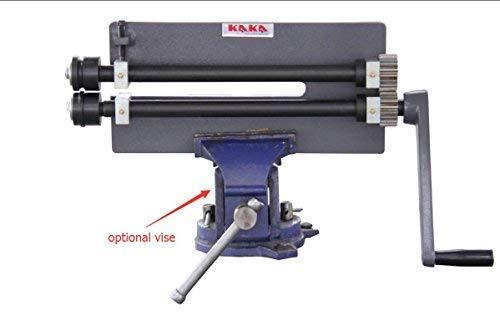 KAKA RM-12 Sheet Metal Fabrication Bead Roller Kit & Forming Mandrels by KAKA INDUSTRIAL
