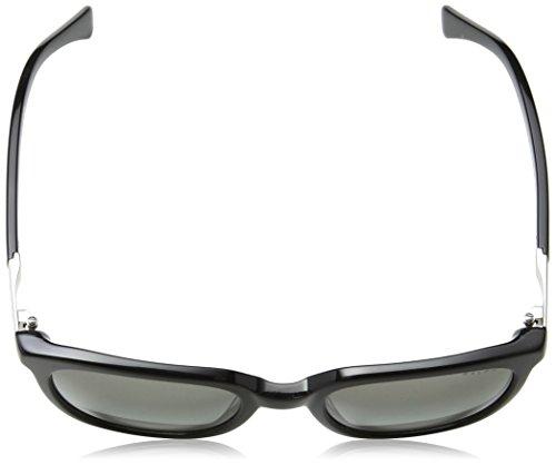 ra5206 Gradient Ralph Noir Sonnenbrille black grey Bqzz75