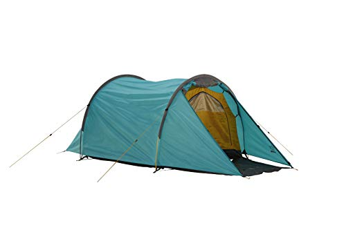 31kBV271EXL Grand Canyon Tunelzelt Robson 2 Personen Zelt Familien Camping Leicht Vorraum