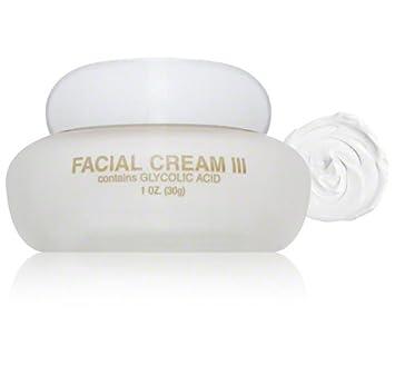Forte facial cream iii
