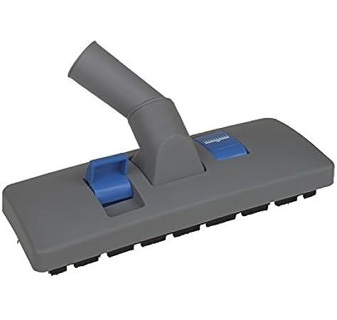 Nilfisk - Boquilla de aspiración para suelo duro y moqueta (32 mm, para aspirador G80 GS80 GM80), color gris: Amazon.es: Hogar