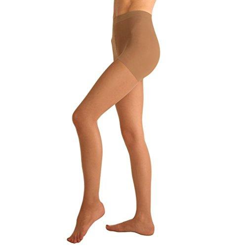 Berkshire Queen Ultra Sheers Pantyhose, 3x-4x, Nude (Plus Size Queen)