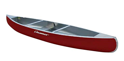 "12' 9"" Solo Canoe - Burgundy"