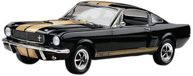 Revell 1:24 Shelby Mustang (Mustang Model Kit)