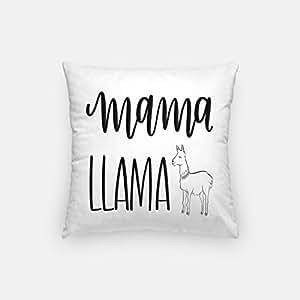 Amazon Com King65irginia Home Decor Gift Mama Llama Throw