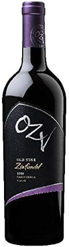 オー・ジー・ヴィー オールド・ヴァイン・ジンファンデル ロダイ【OZV Old Vine】【カリフォルニア州・ロダイ・赤ワイン・辛口・フルボディ・750ml】