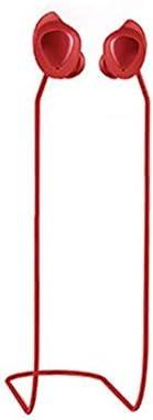 Connettore per Cavo in Silicone Anti-Perso per Baccelli Ad Aria Corda per Collo per Auricolare Senza Fili Cinghia Anti-Perdita del Silicone di Sport della Cuffia di Bluetooth