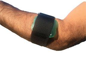 Tendinitis Tennis Elbow & Golfer's Elbow Brace. Epicondylitis Support. Instant Relief By Alpha Medical ()