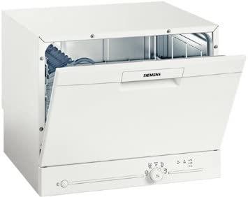 Siemens SK25E202EU lavavajilla - Lavavajillas (A +, 0.62 kWh, 7.5 L, 551 mm, 500 mm, 450 mm) Color blanco