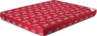 Kurlon Kurlo Bond 5 inch Single Coir Mattress  Maroon 78x36x5