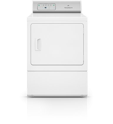 Speed Queen ADEE9RGS173TW01: Single Dryer