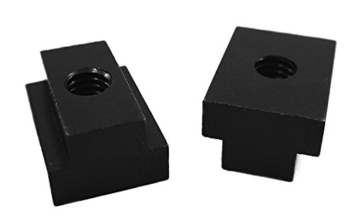 Nuts (6 Pack) for Toyota Bed Deck Rail, for Tacoma & Tundra Cleats, Tie Downs and Accessories ()