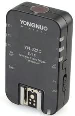 Yongnuo Single Transceiver of YN622 YN-622C TTL Flash Trigger with HSS for Canon