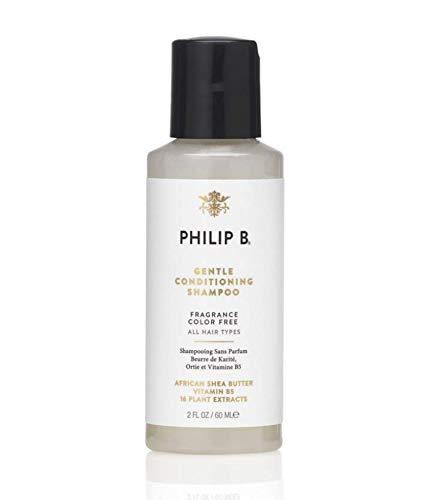 Philip B Gentle Conditioning Shampoo, 2 Fl Oz