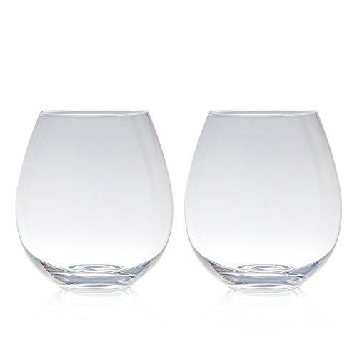 Stemless Betty Premium Jumbo Glass