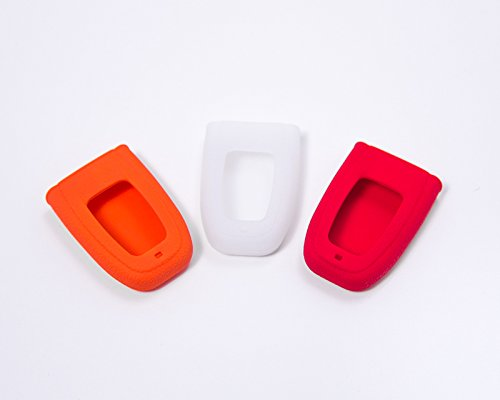 Agency Power AP-KEY-12477 FOB Protection Case Red Rubber Key