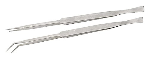 2 Piece Stainless Steel Extra Long (12