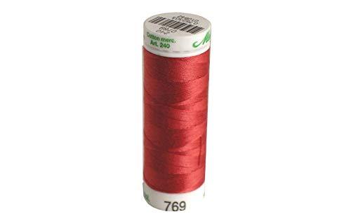 Mettler Silk Fin Cotton #60 219yd Size 60 769