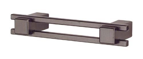Craftsman Style Cabinet Pull, Arts and Crafts Prairie Drawer Pull (Prairie Style Cabinets)