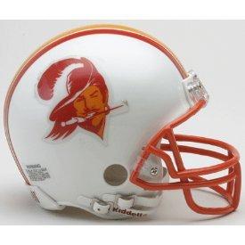 Tampa Bay Buccaneers 1976 to 1996 - NFL MINI Helmet