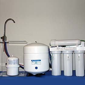MultiPure MP750PlusRO Drinking Water Filter for Below Sink