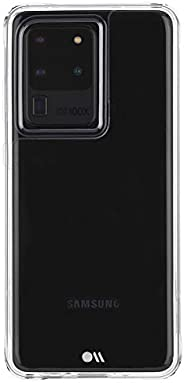Case-Mate - TOUGH - Clear Case for Samsung Galaxy S20 Ultra - 5G Compatible - Protective Design - 6.9 inch - C