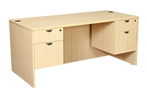 (Regency Executive Office Desk Dimensions: 71