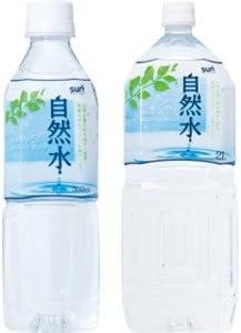 【まとめ買い】サーフビバレッジ 自然水 2L×60本(6本×10ケース) 天然水 ミネラルウォーター 2000ml 軟水 ペットボトル ds-1480723