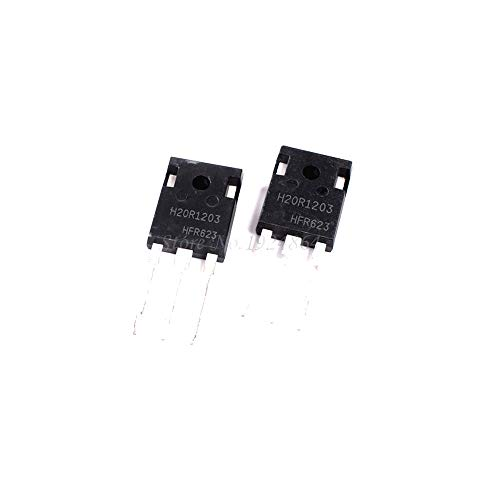 5PCS H20R1203 TO-247 High Transistor IGBT electromagnetic Oven Tube