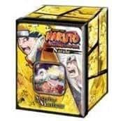 2008 Naruto: Secret of the Masters Tin: Naruto Uzumaki & Jiraiya - Out of Print - Hard to Find!