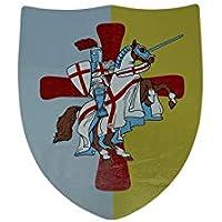 Juguetutto - Escudo Caballero con Cruz - Juguete