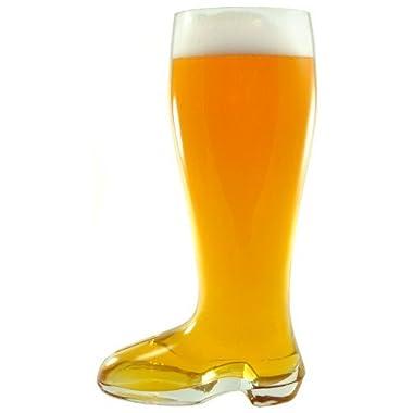 Oktoberfest Haus Sehr Gut Boot 2 Liter Das Boot Blown Glass Beer Boot