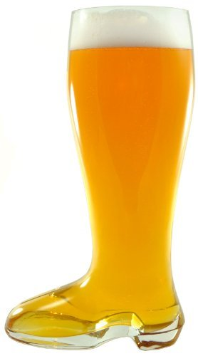 Oktoberfest Haus Sehr Gut Boot 2 Liter Das Boot Blown Glass Beer Boot