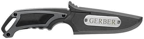 Gerber Basic Knife, Serrated Edge, Drop Point [31-000367]