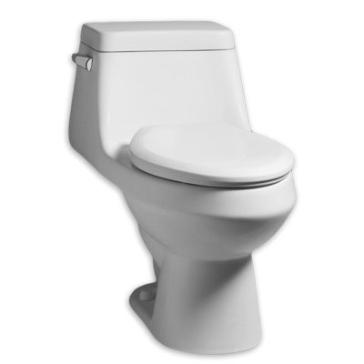 American Standard 2862.058.020 Fairfield One-Piece Toilet, White