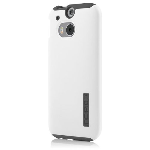 quality design b8c46 f91dd Amazon.com: Incipio DualPro Case for HTC One (M8) - Carrying Case ...