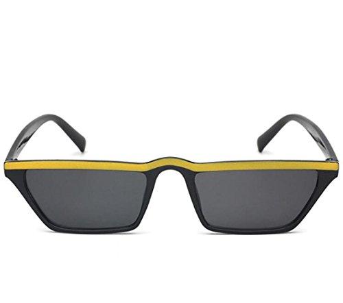 RDJM sol Estilo Gafas Gafas de mujer de Gafas d y sol Opcional europeo para Gafas sol para americano para de de mujer mujer UV400 a sol Multicolor rqrAvE