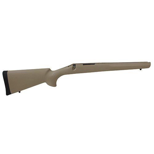 (Hogue 70312 Remington 700 BDL Short Action OverMolded Stock, Heavy Barrel, Full Bed Block, Flat Dark Earth)