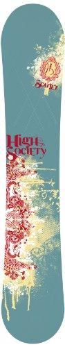 High Society Women's Scarlet 151 Snowboard, 27.7 x 23.5 x 27.7cm