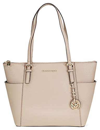 Michael Kors Jet Set East West Tote- Truffle