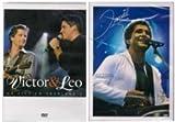KIT DVD: Victor e Leo - Ao Vivo em Uberlândia & Daniel - Te Amo Cada Vez Mais