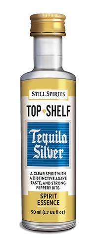 Top Shelf Silver Tequila Flavoring