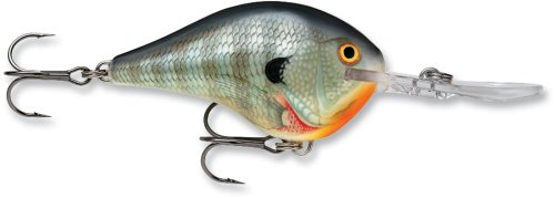 Crankbait - Rapala Dives Fishing Lure