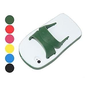 Mini - Slipper Design Back Case for iPhone 4/4S , Color: Blue