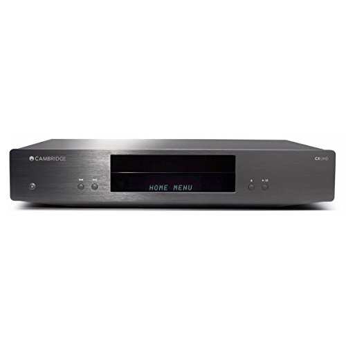 Cambridge Audio CXUHD 4K Universal Player with Darbee (Black)
