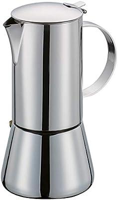 Cilio 342055 Aida - Cafetera Espresso para 6 Tazas: Amazon.es: Hogar